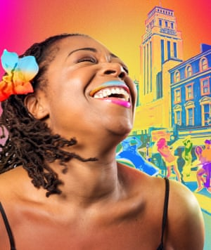 White Teeth is one of the new productions at the Kiln theatre