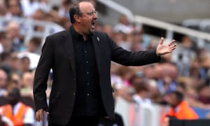 What does the future hold for Rafael Benitez?