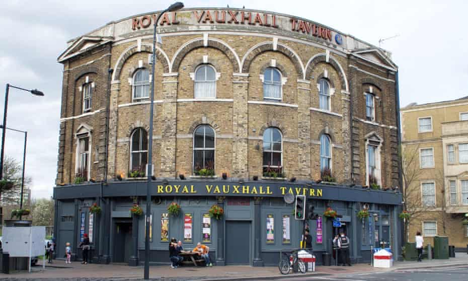 The Royal Vauxhall Tavern, one of London's most celebrated LGBTQI pubs, is on Will Self's walk from home, in Stockwell, to Soho