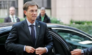 Slovenian prime minister Miro Cerar warned last autumn that failure to solve the refugee crisis would spell the end of the EU.