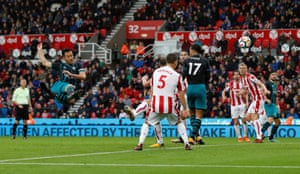 Southampton's Maya Yoshida volleys in the equaliser.