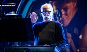 'Horror movies will live for ever' … director and soundtrack composer John Carpenter.
