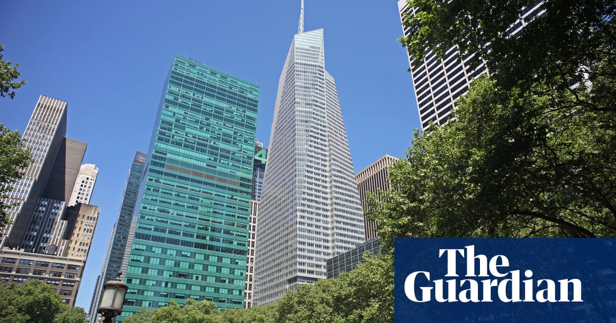 The Skyscraper At The Heart Of The Debate Over Americas Green