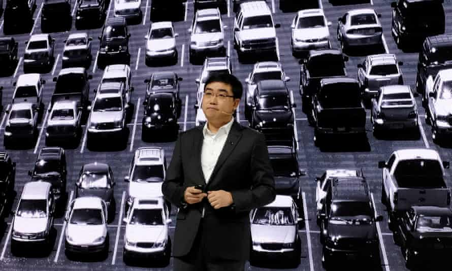 Will Wei Cheng, chief executive of Didi, which has become a target for China's regulators.