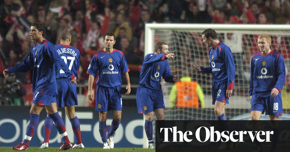 Manchester United Dare Not Lose To Feyenoord As Spectre Of 2005