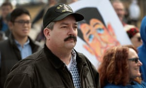 Randy Bryce, AKA 'Iron Stache', is an Army veteran who is running for Wisconsin's first congressional district, the seat held by Speaker Paul Ryan.