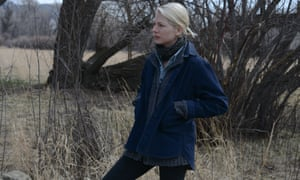 Chilly and simmering … Michelle Williams in Certain Women