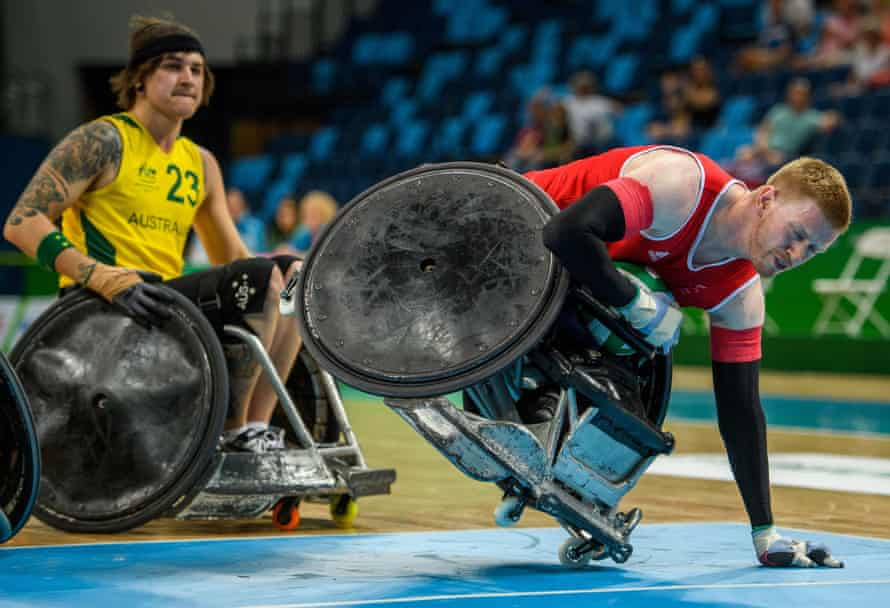 Great Britain's wheelchair rugby team will be expected to compete for a medal in Tokyo this summer.