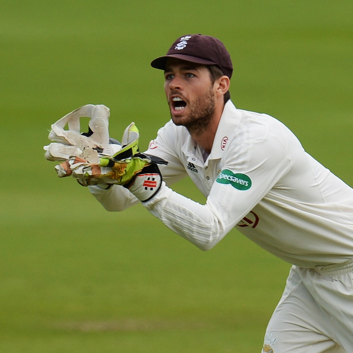 Newcomer Ben Foakes happy to wait in the wings for his England chance | Ashes 2017-18 | The Guardian