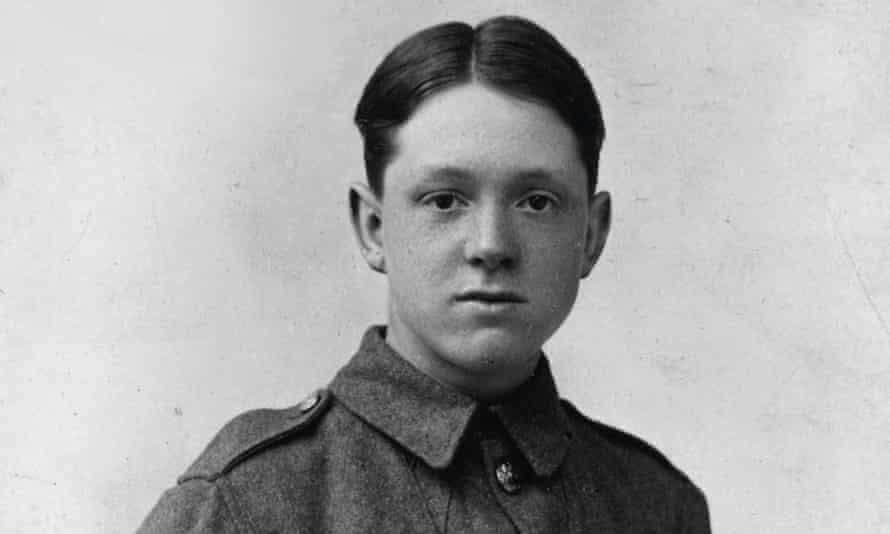 David Jones, war poet