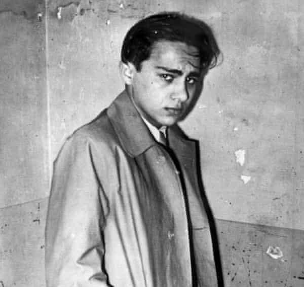 Grynszpan in 1938