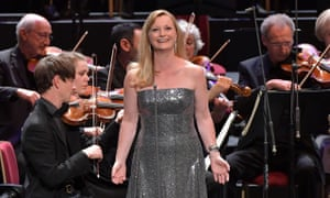 Soprano Lucy Crowe performs Mozart's Exsultate, Jubilate at this year's Proms.