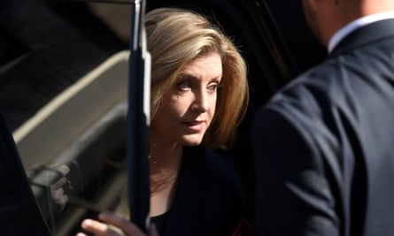 Penny Mordaunt's departure from cabinet has left some MPs dismayed.