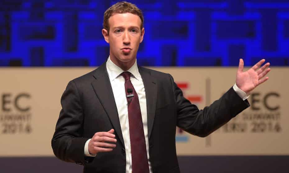 Mark Zuckerberg on the 64,000 annual deaths from drug overdoses: 'That's more people than died from Aids at the peak of the Aids epidemic.'