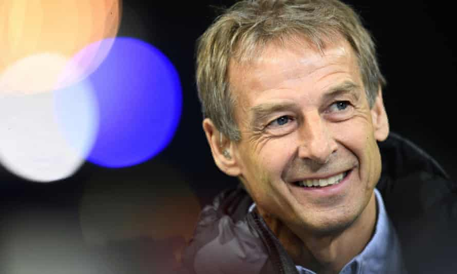 Jürgen Klinsmann has managed Germany, USA, Bayern Munich and Hertha Berlin.