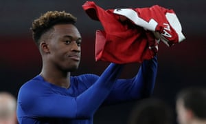 Callum-Hudson-Odoi has yet to start a Premier League match for Chelsea and believes he believes he will have more opportunities to play senior football at Bayern Munich.