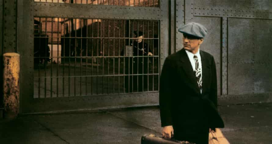 Robert De Niro in Once Upon a Time in America.