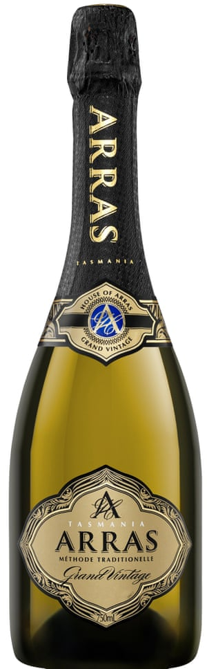 2007 Arras Grand Vintage sparkling wine