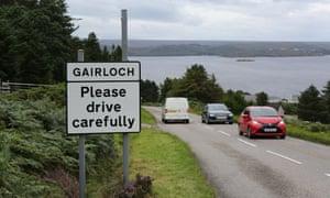 Gairloch village