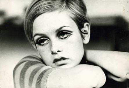 Twiggy, December 1966.