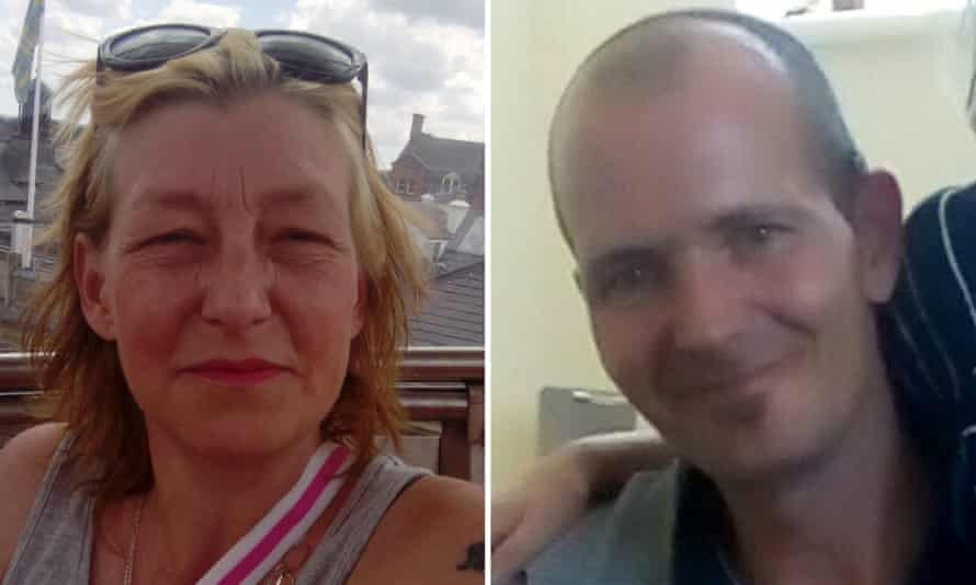 Dawn Sturgess and Charlie Rowley, were in Queen Elizabeth Park, Salisbury, prompting views that they may have come into contact with residues of the nerve agent novichok.