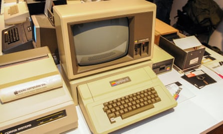 The future sounds of computing … the Apple II.