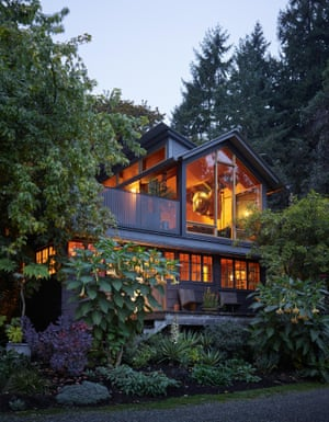 Alan Maskin's Seattle home.