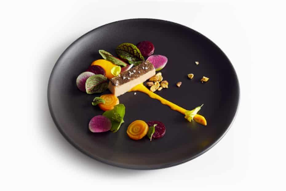 Prototype of the foie gras