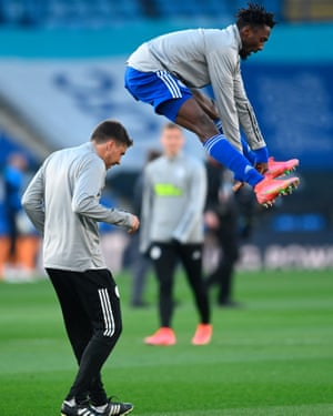 Leicester's Wilfred Ndidi