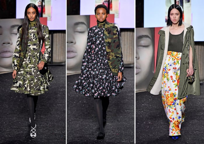 101288e870fe1 The 18 key shows from Paris fashion week – in pictures | Fashion | The  Guardian