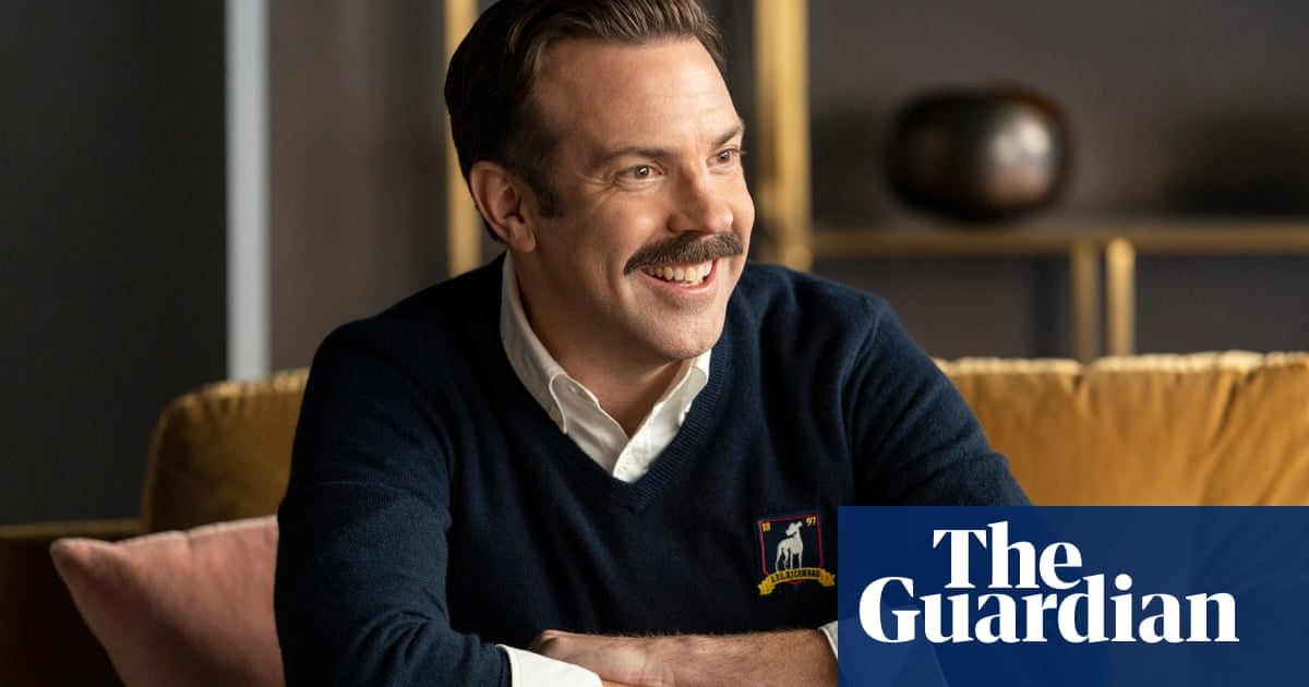 Jason Sudeikis: 'Ted Lasso isn't a show, it's a vibe'