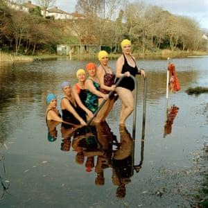 Synchronised Swimming by Eva Watkins, finalist