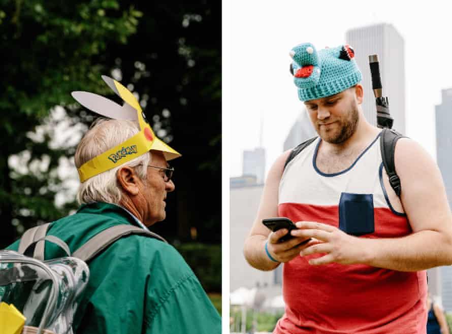 Pokémon Go is a social game – sort of.