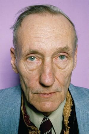 William S. Burroughs, 1980
