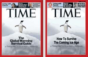 Risultati immagini per time global cooling cover