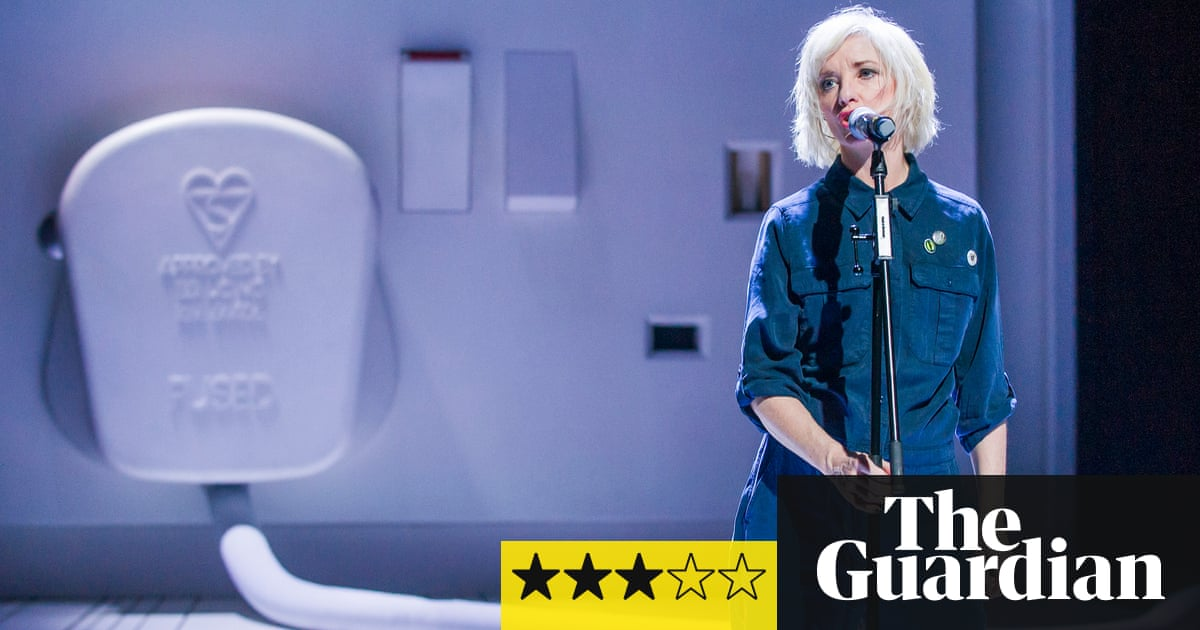 If You Kiss Me, Kiss Me review – Jane Horrocks cleans up post-punk's mess