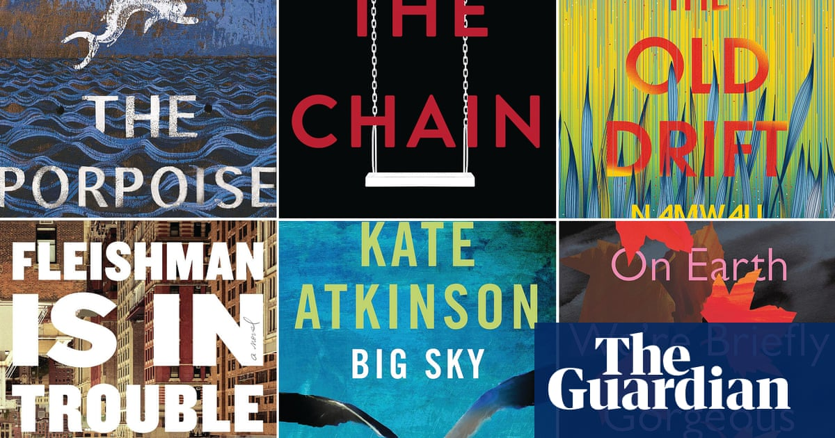 Not the Booker prize 2019: nominate your novel of the year