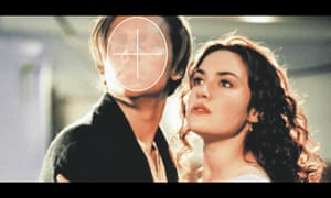 Your face here ... Zao will insert your image into footage of Leonardo DiCaprio and Kate Winslet in Titanic.