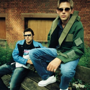 'We had a feeling it was a special tune' … Groove Armada in 2002.