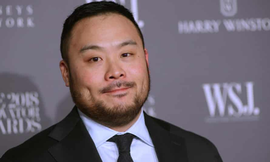 David Chang in November 2018. 'This is a complicated situation for me, personally, and I know it raises a lot of questions for people who dine at our restaurants,' he said.
