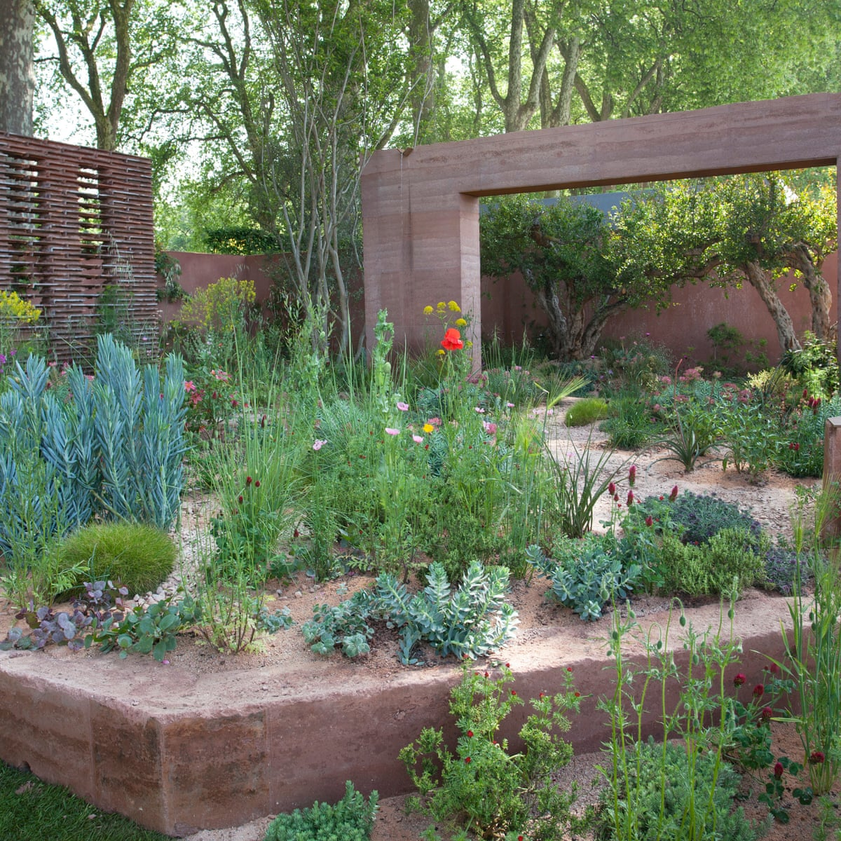 Chelsea flower show eight great ideas to steal   Gardens   The ...