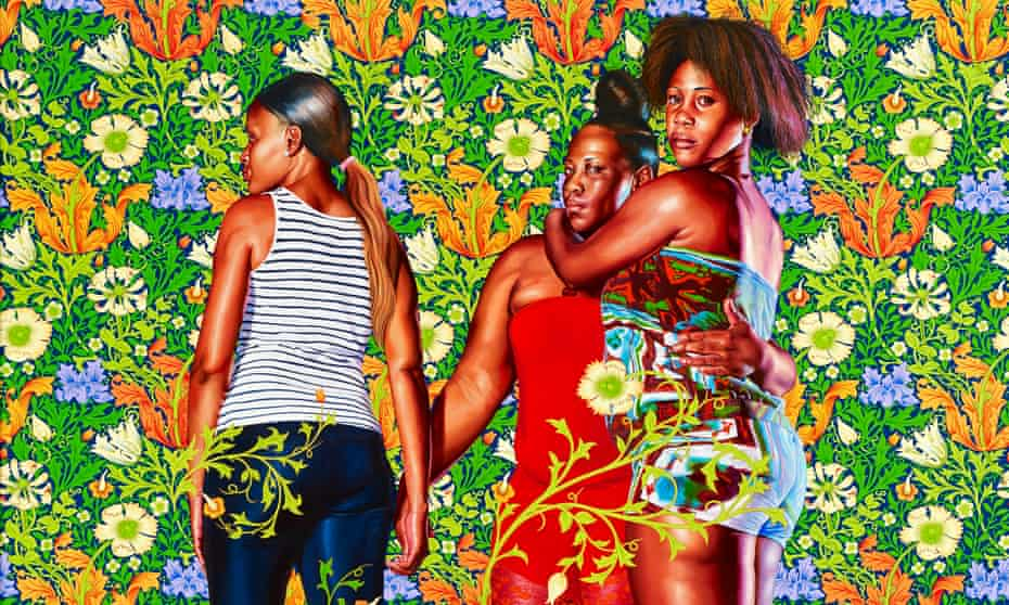 Naomi and Her Daughters, 2013.
