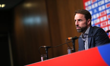 England's players will not walk off for racist abuse, says Gareth Southgate