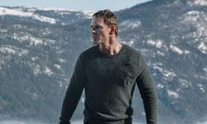 Michael Fassbender in The Snowman.
