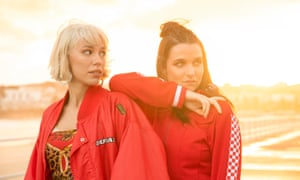 Australian music duo Coda Conduct