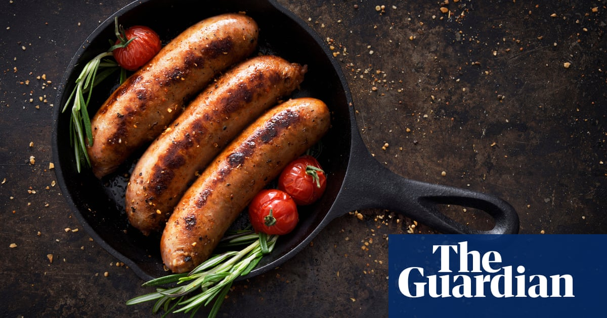 Absolute bangers! 10 brilliant sausage recipes – from risotto to perfect pizza