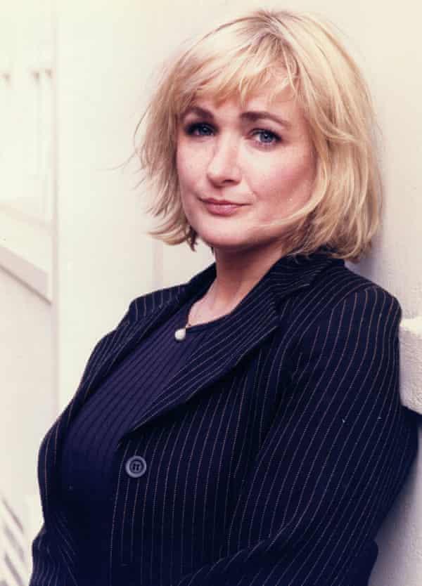 Caroline Aherne in 1997.