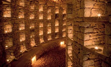 Sacred Stones burial mound