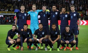 A young England team impressed despite losing 1-0 to Germany.