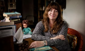 Eimear McBride, author of A Girl is a Half-formed Thing.